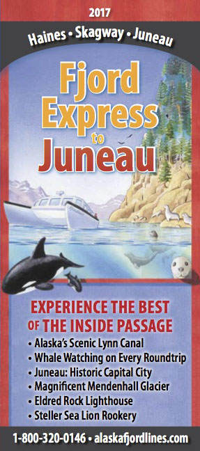 Download Our 2017 Fjord Express to Juneau Brochure