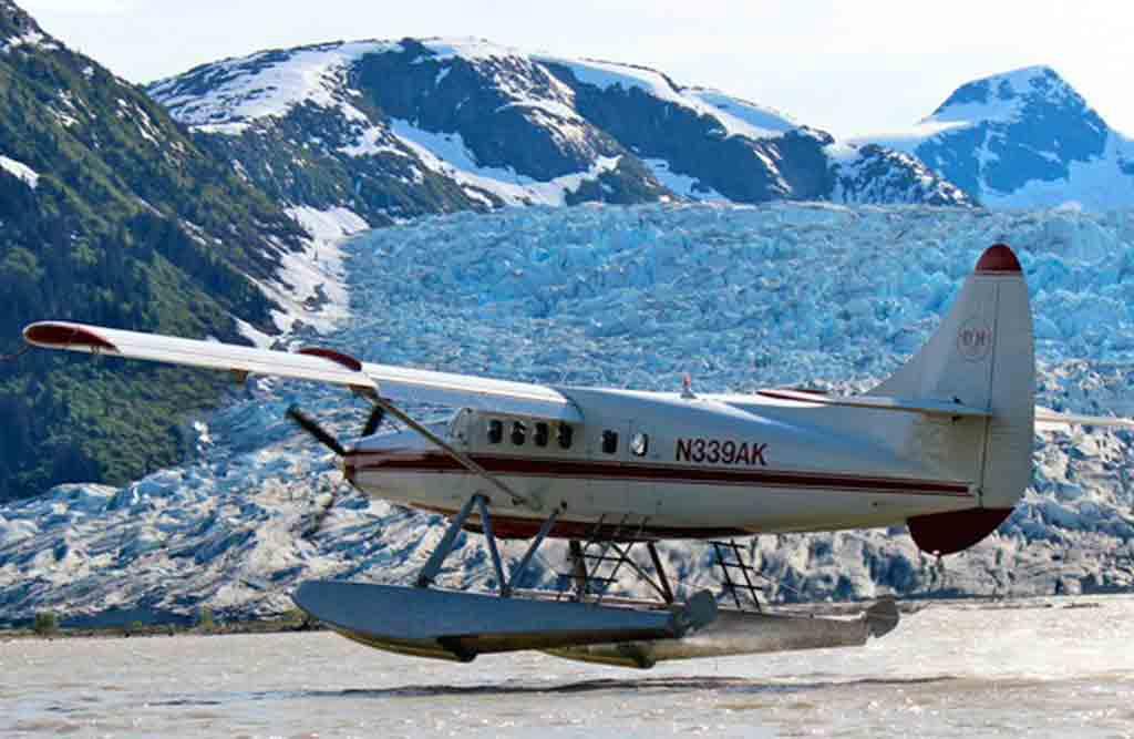 Flightseeing Juneau alaska