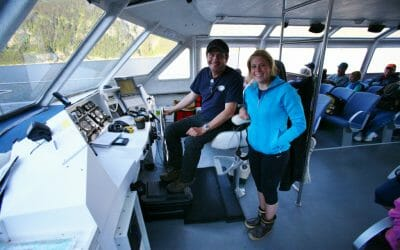 Welcome Aboard the Fjordland!  Sailing the waters of Lynn Canal for 30 years serving the Independent Traveler.
