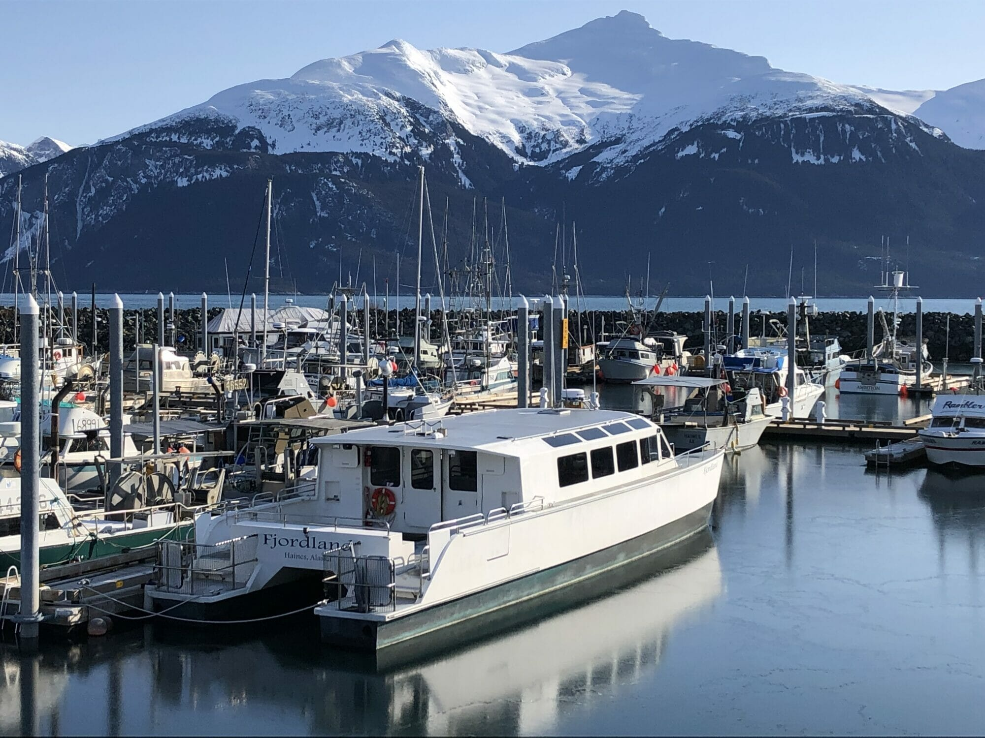 Alaska Fjordlines has been serving the independent traveler for 30 years. We are here waiting for you.