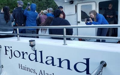 Celebrating 30 years sailing the waters of Lynn Canal serving the independent traveler.